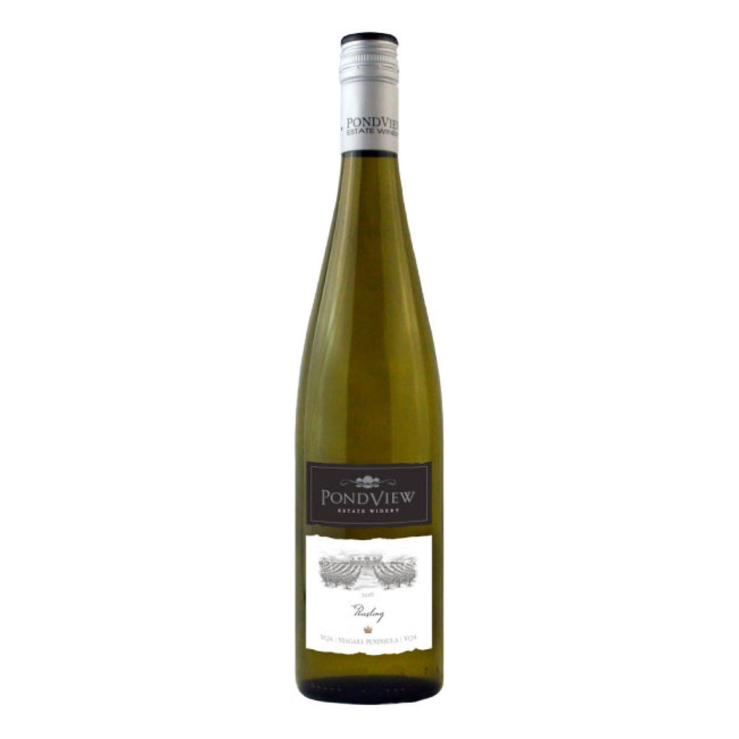Pondview Riesling Reserve droge witte wijn, 2016, 750ml