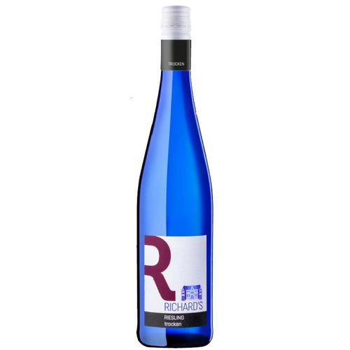 Richard's Dry Riesling, 2019, 750ml