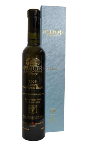 Pillitteri Estates Winery Sauvignon Blanc Icewine, 2009