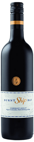 Burnt ship bay Cabernet Merlot, 2017, 750ml