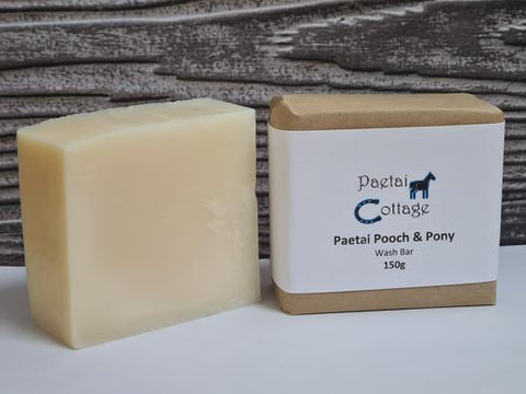 Paetai Cottage Pooch and Pony Soap