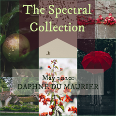 The Spectral Collection Mood Board for May 2020 - Daphne du Maurier