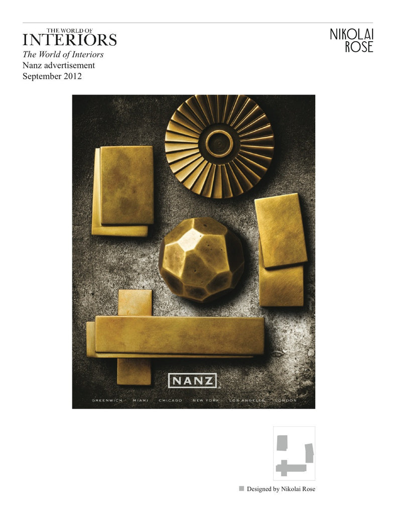 The World of Interiors, September 2012