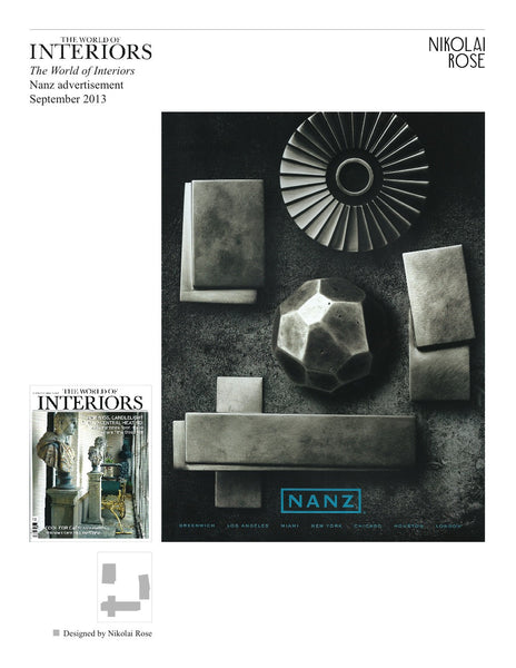 The World of Interiors, September 2013