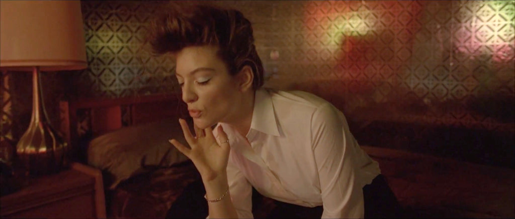 "Lorde ""Yellow Flicker Beat"" Music Video"