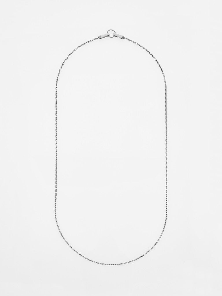Bar Clasp Necklace