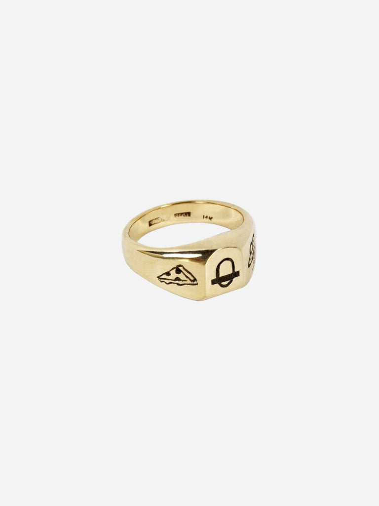 Speak No Evil Ring