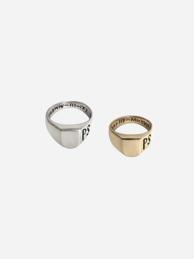 PS Inverted Couple Rings