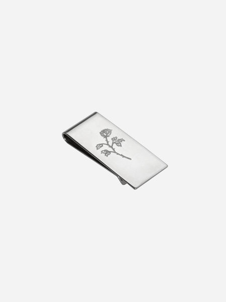 Money Clip Rose