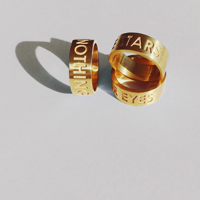Rings True Series - The Academy New York