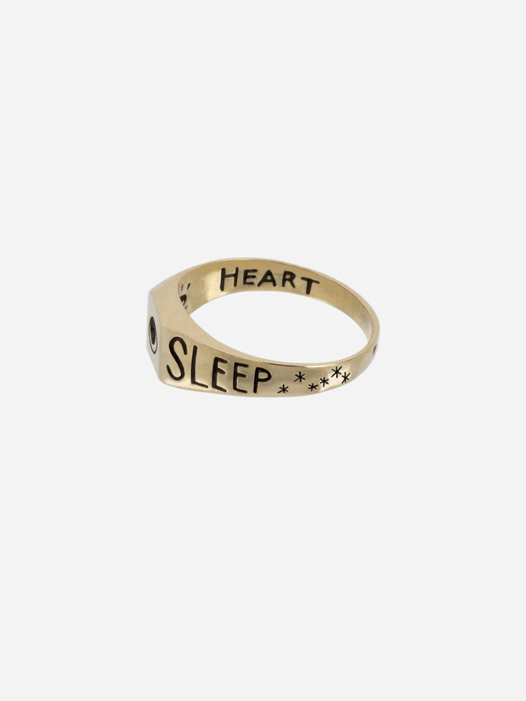 Never/Sleep Ring