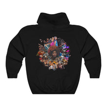 Load image into Gallery viewer, Southern Friends Hoodie (Black)