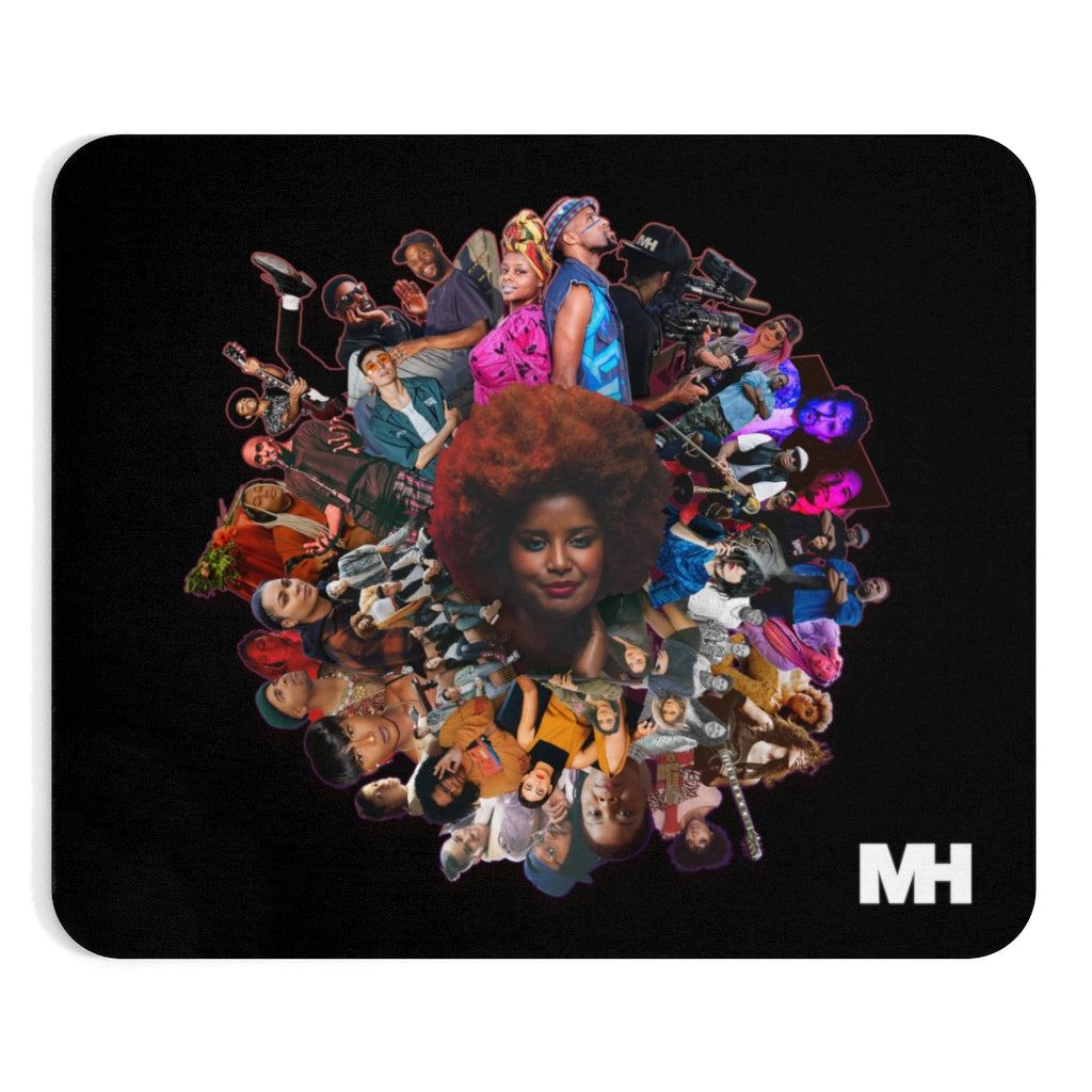 Southern Friends Mousepad