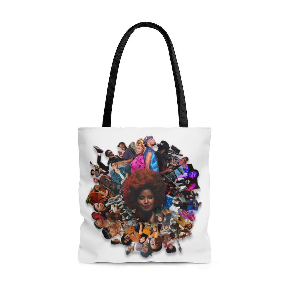 Southern Friends Large Bag (White)