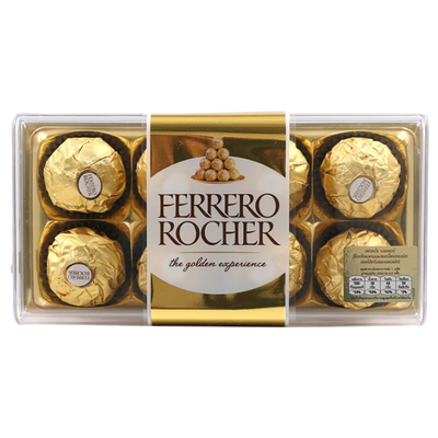 Ferrero Rocher Chocolate T8 Box