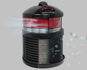 FilterQueen Defender Air Purifier ~ St. Christopher School