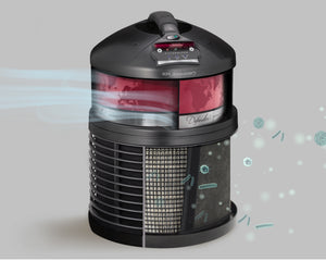 filterqueen defender filter queen air purifier hepa air cleaner portable room