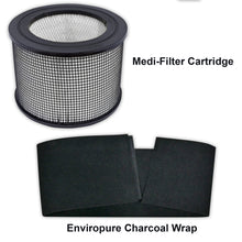 Load image into Gallery viewer, FilterQueen Defender Air Purifier-D11NAEC-CARE