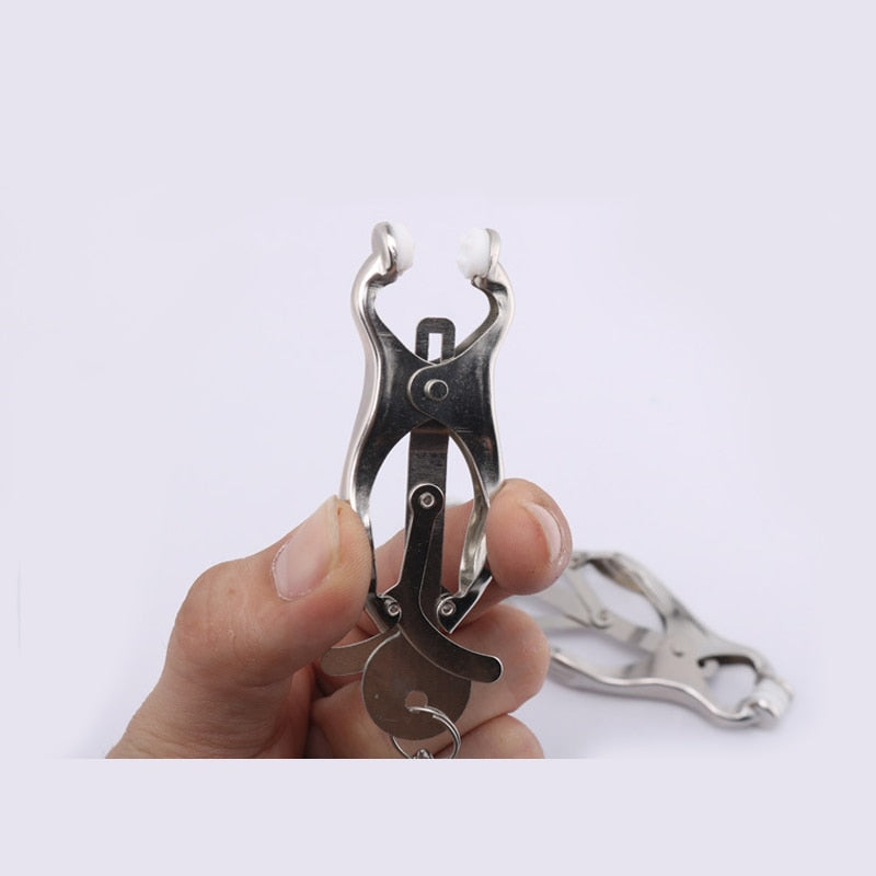 Metal Nipple Clamps