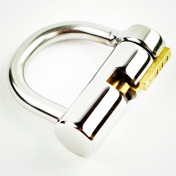 Locking Prince Albert Ring