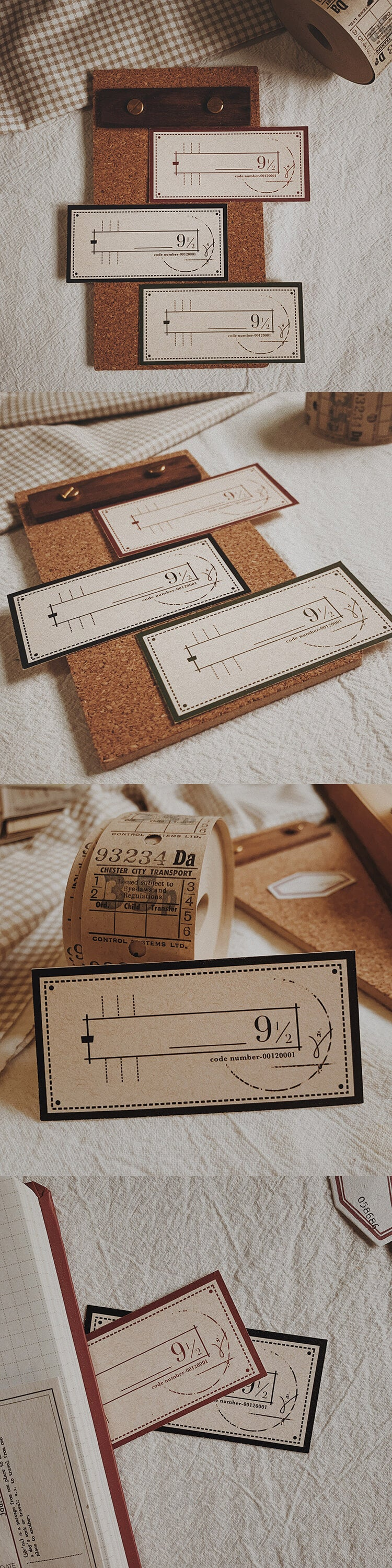 Memo Pad Collection Series-3-Set of 60