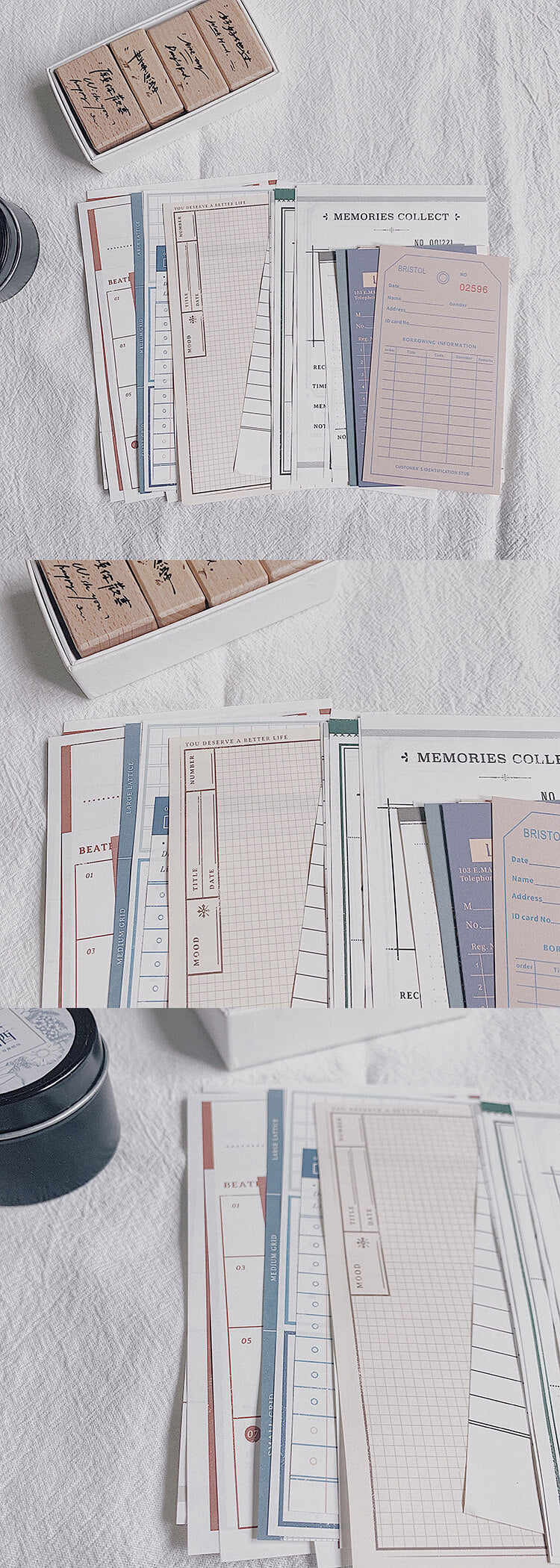Memo Pad Collection Series-1