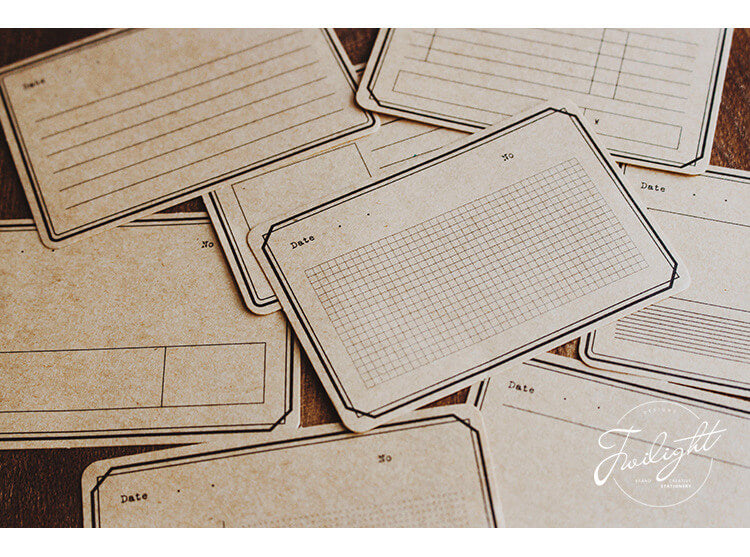 Kraft Paper Sticky Note