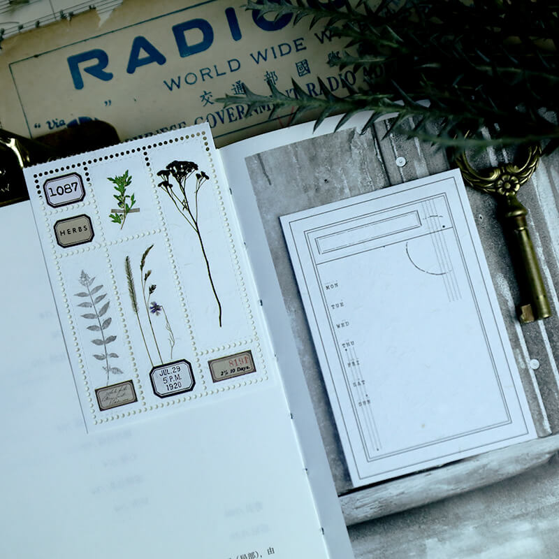 Memo Pad Collection Series-2
