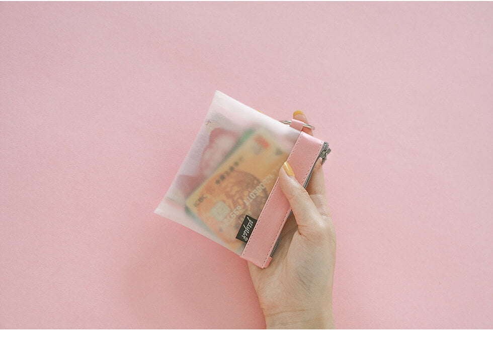 Frosting Coin Purse