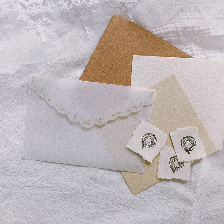 Mixed Type Memo Paper Pack