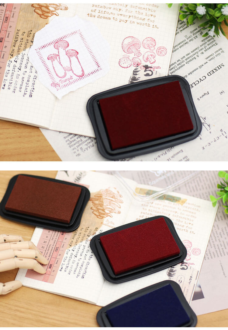 Color Ink Pad