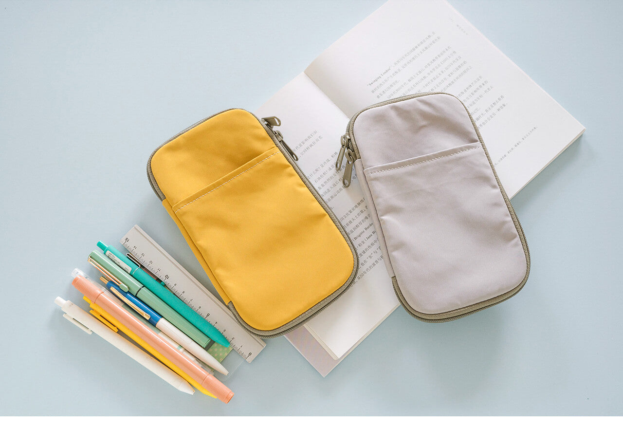 Colorful Pen Case Large Capacity