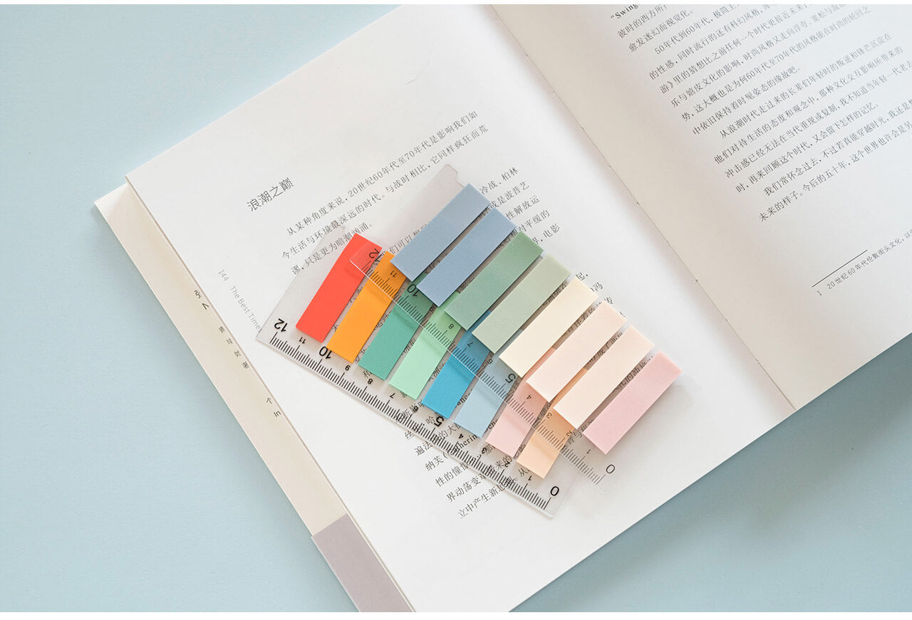 Colorful Writable Index Sticky Note