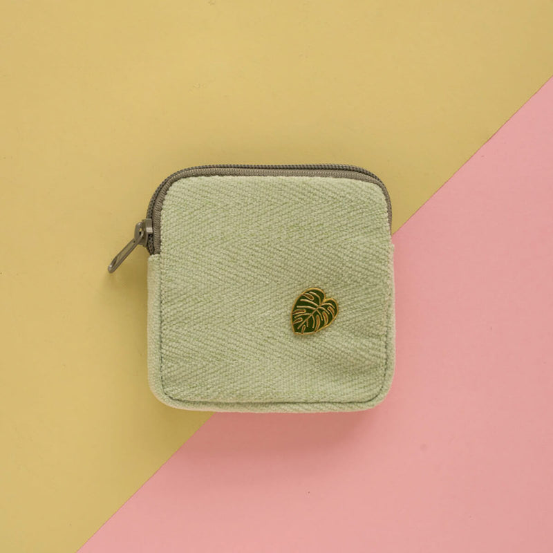 Cheese Coin Purse
