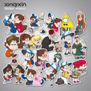 39pcs Gravity Falls Waterproof Sticker Bomb for Luggage Skateboard Guitar - aircoolerbox-[variant_title]