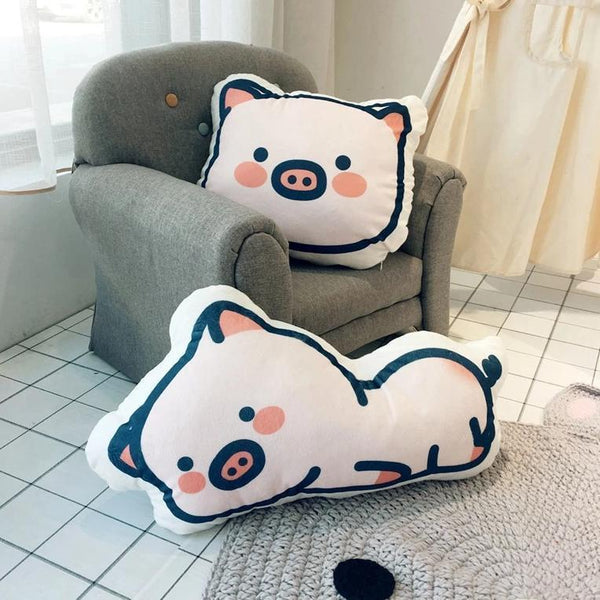 Piggy Pillow Cushion Plush Toy-[variant_title]-MoMoChoice