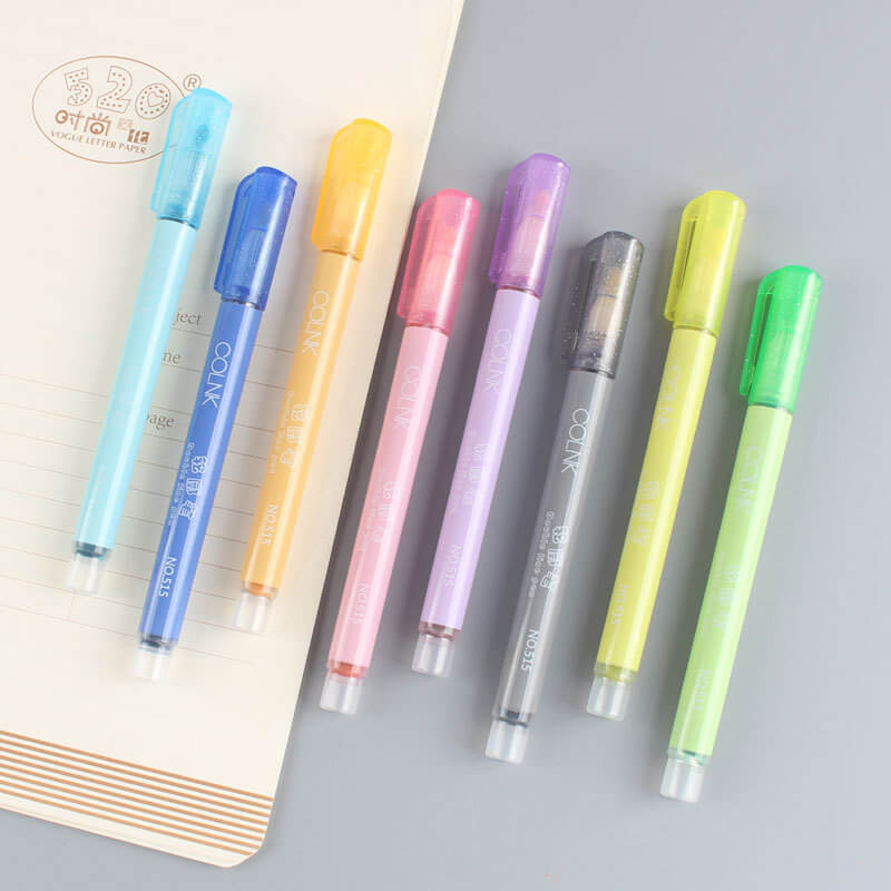 Creative Double Color Marker-Set of 8