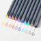 10pcs 0.38mm Colorful Fineliner Pens KINIYO Stationery