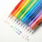 12pcs 0.35mm Colored Needle Type Pen Writing & Drawing kiniyo stationary 3972p