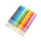 12pcs 0.35mm Colored Needle Type Pen Writing & Drawing kiniyo stationary 3973p