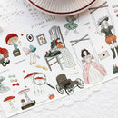 Antique Dollhouse Washi Tape