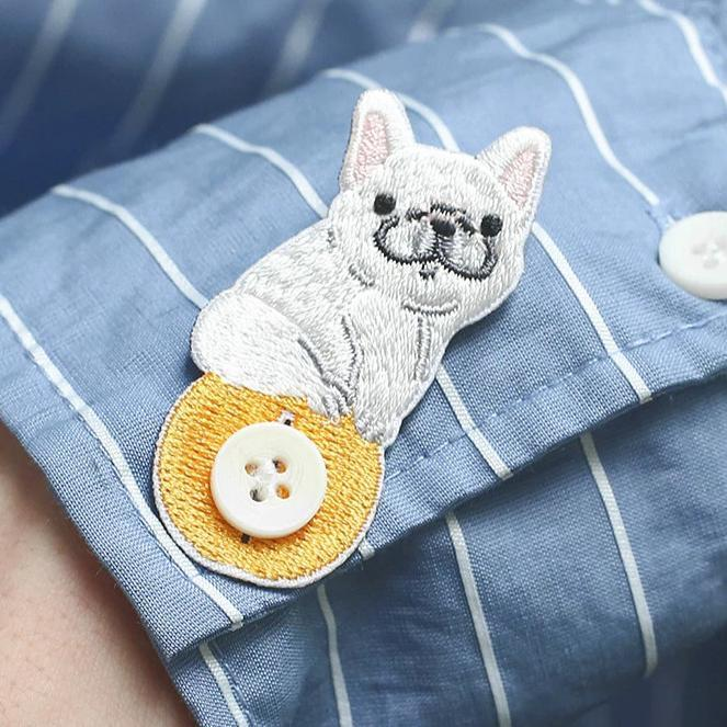 Animals Parches Embroidery Iron on Patches DIY-[variant_title]-MoMoChoice
