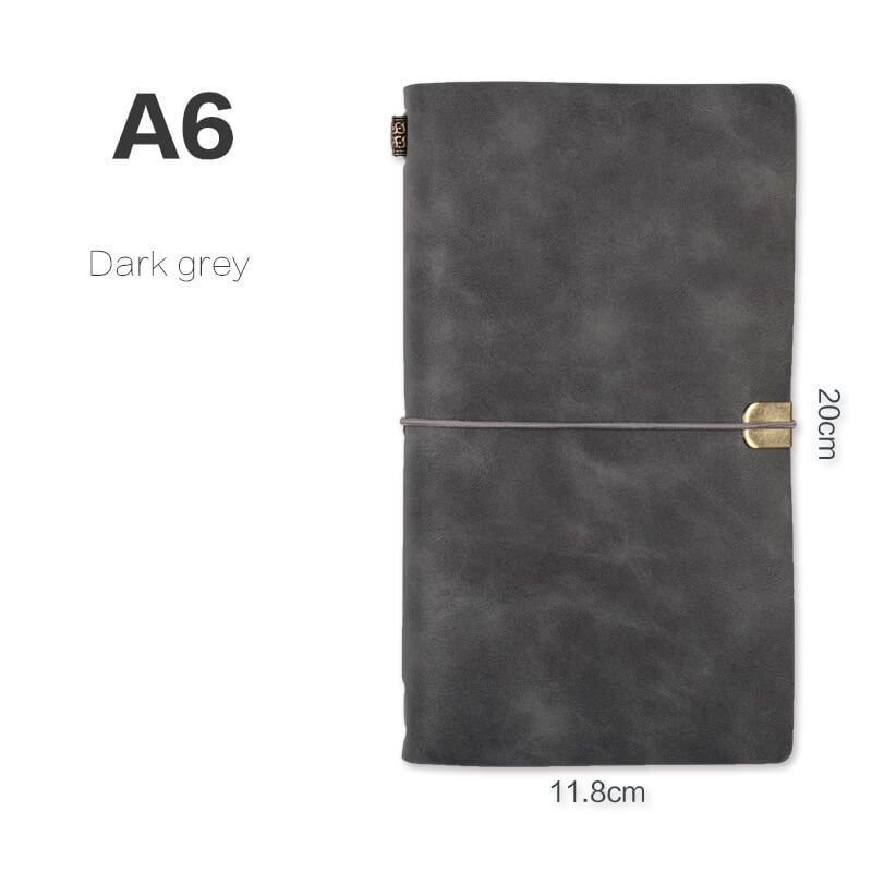 Soft Cover Journal Writing Notebook