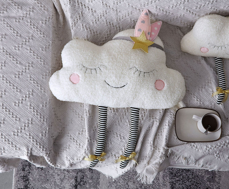 Cloud Babe Cushion Plush Toy-23cm*38cm-MoMoChoice
