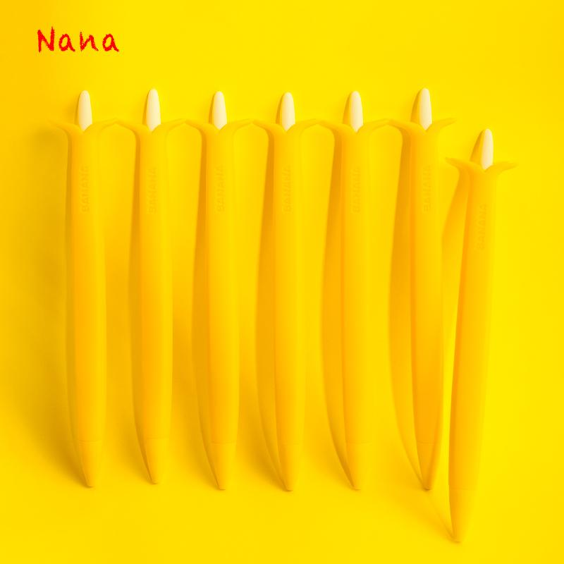 1 Piece Nana Banana Gel Pen KINIYO Stationery