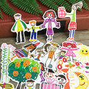 27 pcs Baby Growth Sticker