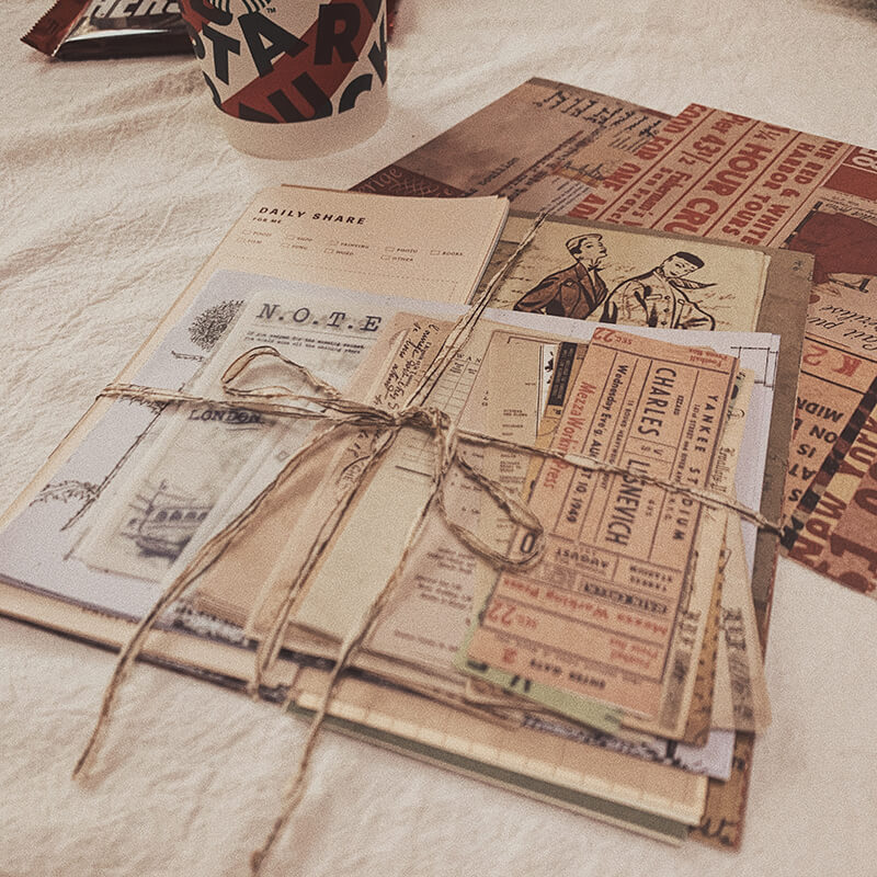 Vintage Burghley House Themed Package