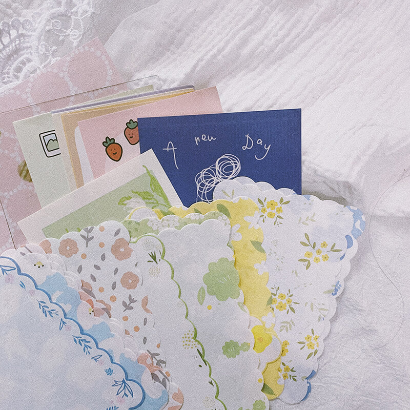 Sweet Mixed Type Memo Paper Pack