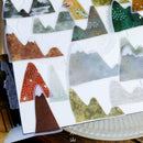 30 pcs Mountain illustration Sticker