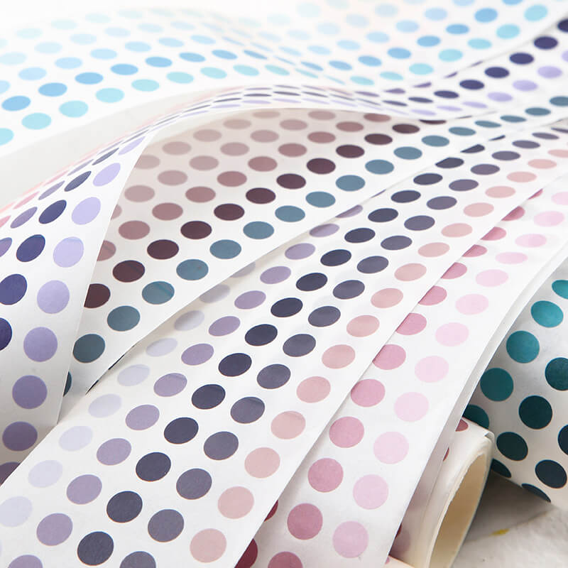 Dot Round Basic Washi Tape
